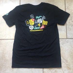 Unisex Starbucks BLM Shirt- RARE